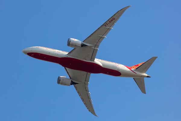 VT-ANQ - Boeing 787-8 Dreamliner