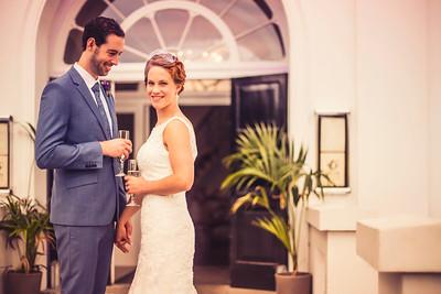 Dan & Amanda - wedding in Dulwich, London, UK