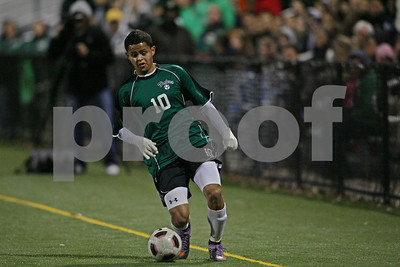 11/10/2010 - Nassau County AA Varsity Soccer Finals - Massapequa vs. Farmingdale - Hofstra University, Hempstead, NY