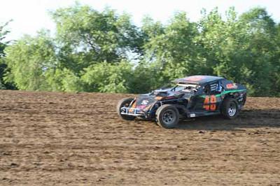 Central Missouri Speedway July 18, 2009