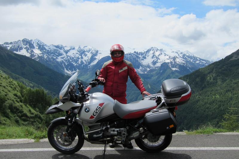 Passo Gavia, Italy  GPS: N46 18.370 E10 30.479