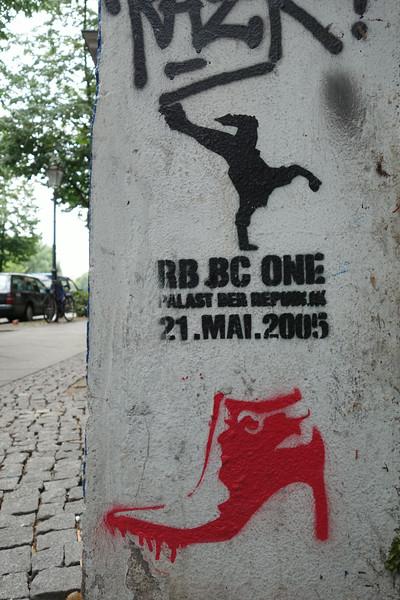 dance and shoe, Berlin