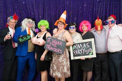 Wentbridge House Xmas Party 151218