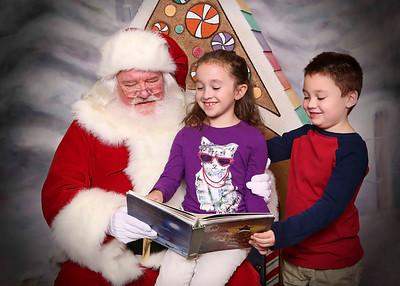Santa Events 2014