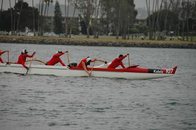 Kai Elua Novice Hanohano Race 2011