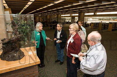 16410 Aviation Writers visit the Archives 10-1-15