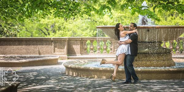 2014-05-03 Engagement @ Meridian Hill Park