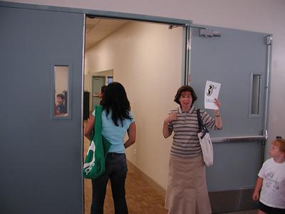 First Day Hebrew School 2005