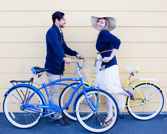 Theresa & Guido's Engagement - Santa Cruz