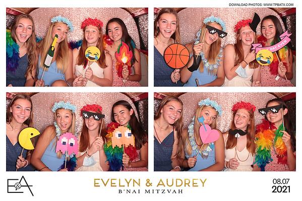 Evelyn & Audrey B'Nai Mitzvah