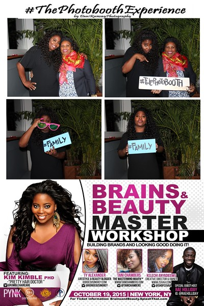 Brains and Beauty 10/19