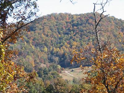 October 2010 Fall, Monticello, Spotsylvania