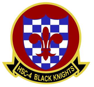 """HSC-4 """"The Black Knights"""""""