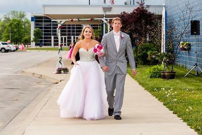 JCHS Prom Walk-ins 2015