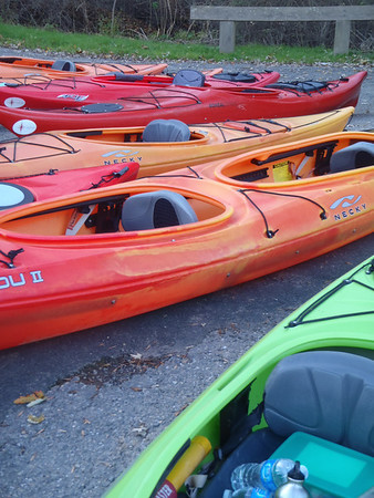 Delaware River - Fall Foilage Tour - 102311