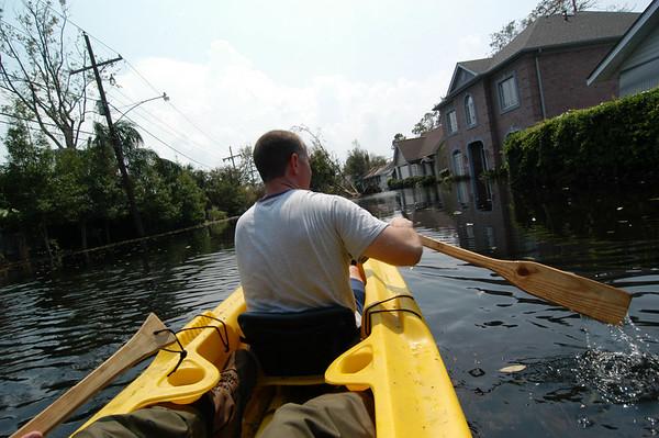 New Orleans, Katrina - Sep 2005