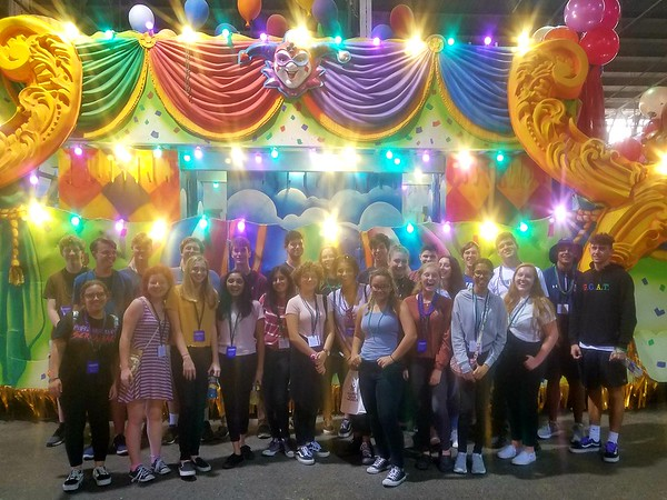UD Extended Trip to New Orleans 2019