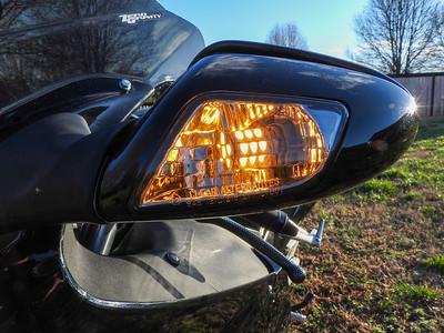 Honda Super Blackbird on IMA