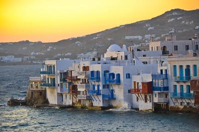 Mykonos, Greece 2011