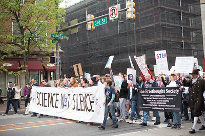 Philadelphia Science March