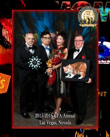 CFA Annual Banquet 2016 - Las Vegas