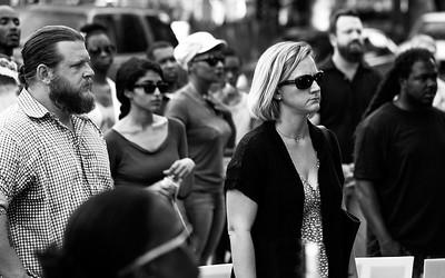Kemetic Empire Vigil in Jacksonville