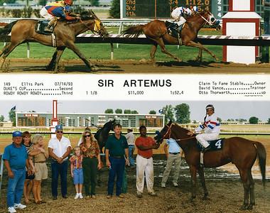 SIR ARTEMUS - 7/14/1993