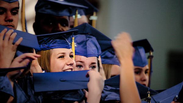 2011 Saint Joseph School 8th Grade Graduation