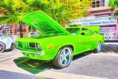 Indianapolis Classic Car Show