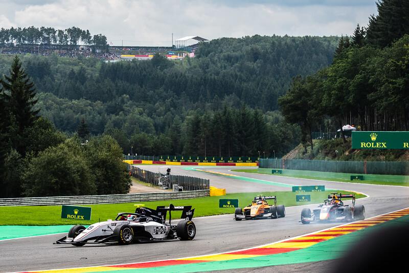#8 Fabio Scherer, Sauber Junior Team by Charouz, Belgium, 2019