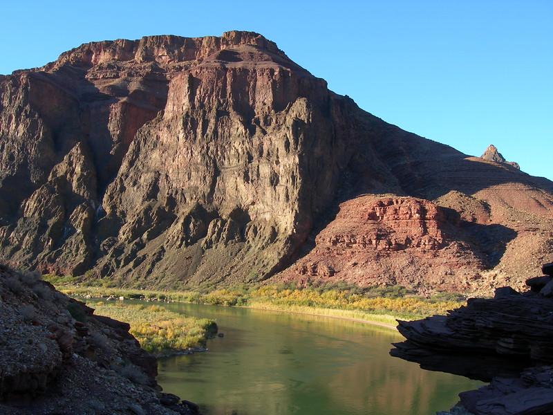 (2005  November 15-17) Tanner, Beamer, Little Colorado River.  GCNP, Arizona.