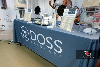 DOSS SKINCARE ALL-WHITE LAUNCH PARTY!