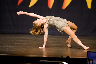 Dance Competition at Rose State College