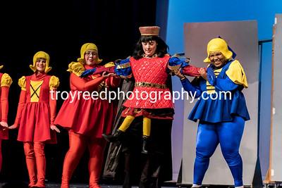 2018-2019 Shrek the Musical performed by the YCHS Drama Club
