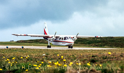 Isles of Scilly Steamship Co - Skybus