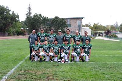 2019 Calistoga Cub Football