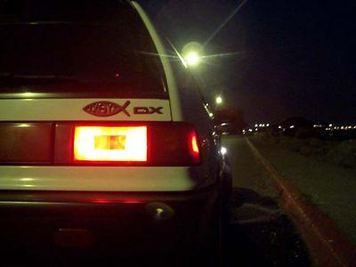 Original URPAID4 - 1990 Honda Civic DX hatchback