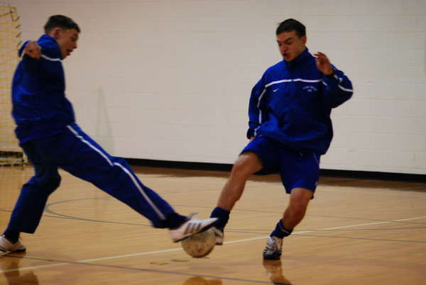 Indoor Soccer at Collegiate