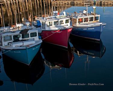 Digby, Nova Scotia 2009
