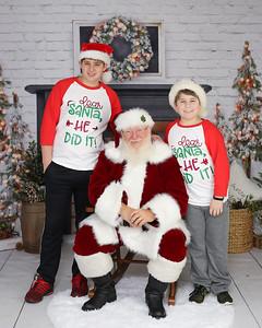 DeFilippis Santa Mini 2019
