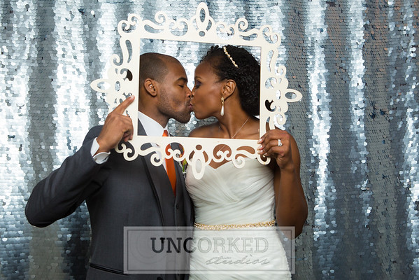Odara & Gary's Photobooth