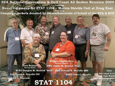 SVA National Convention and Gulf Coast All Seabee Reunion 2009