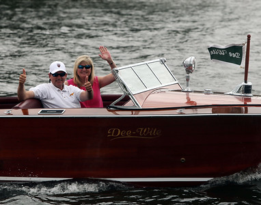 2015 Lake Guntersville Antique and Classic Boat Show