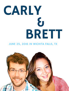 Carly & Brett's Wedding