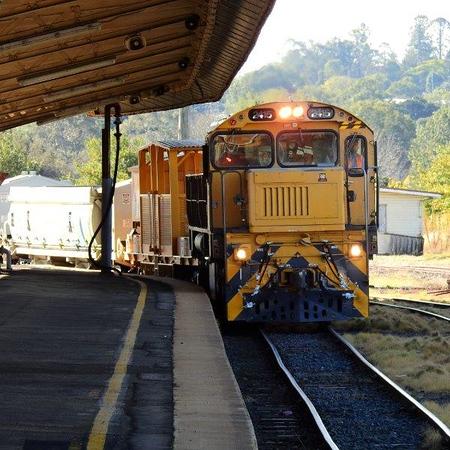 Toowoomba Railway Station, Qld