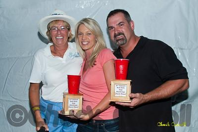 JB Griffin Memorial Foundation Golf Tournament (Shaner Charity Golf Tournament)  - Reception Thursday August 9, 2012