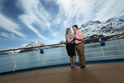 Honeymoon Cruise Photo Shoot