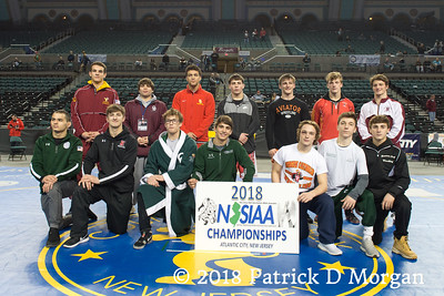 NJSIAA State Championships - Awards & Finals - 03-04-2018