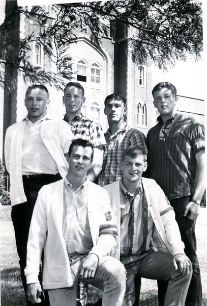 Paul Jacob, Tom Tresslar, Ralph Waldron, Mike Sheets, Kim Kimberlin, Joe Hewkin
