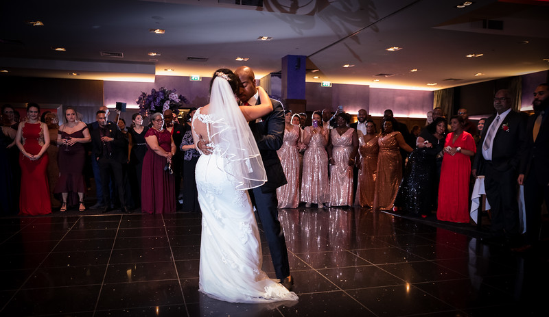 Bruidsfotografie door Maurice Elderhorst